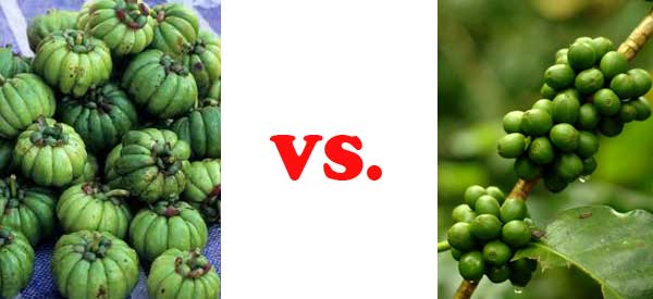 Green Coffee Vs. Garcinia Cambogia