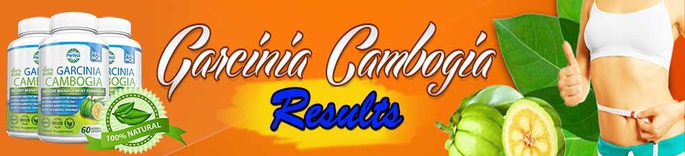 Garcinia Cambogia Results header image